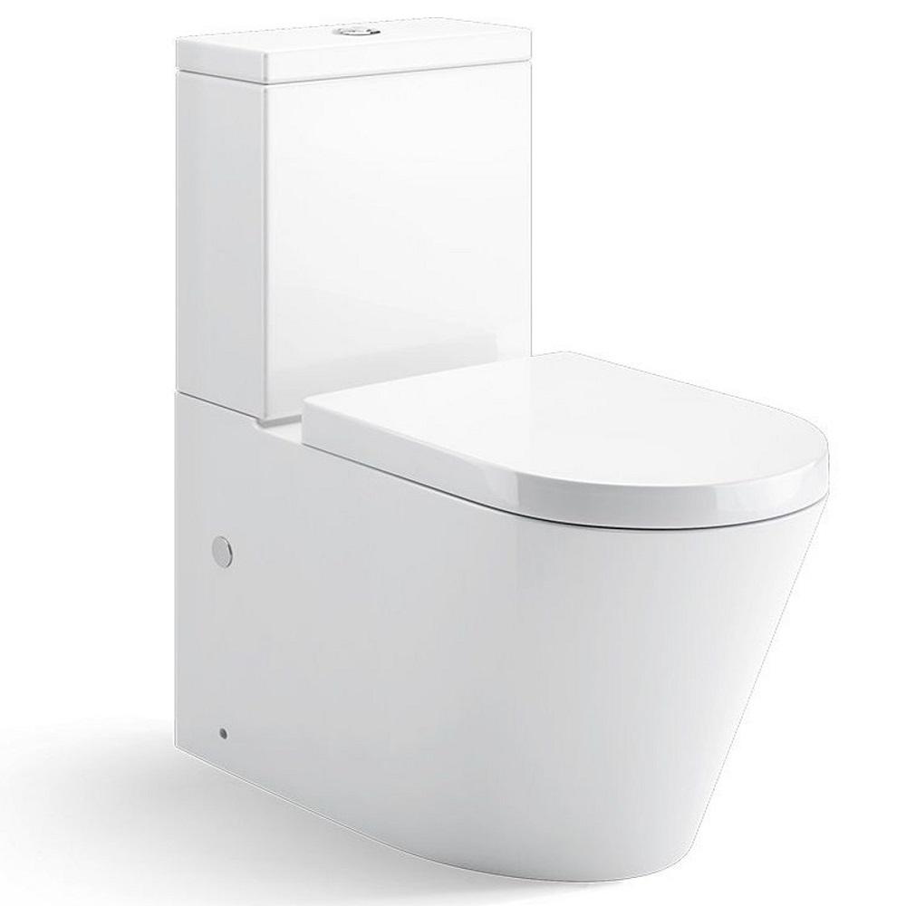 Duoblok toilet